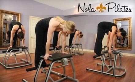 Nola Pilates - Nola Pilates in New Orleans