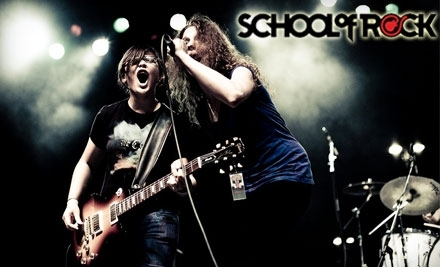 School of Rock Seattle - School of Rock Seattle in Seattle