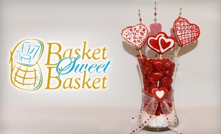 Basket Sweet Basket: $40 Groupon - Basket Sweet Basket in