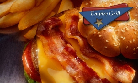$10 Groupon to Empire Grill - Empire Grill in Carrolton