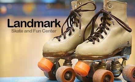 Landmark Skate and Fun Center - Landmark Skate and Fun Center in Pensacola
