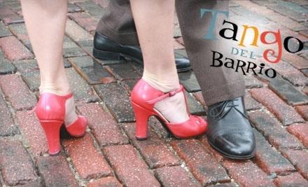 Tango Del Barrio - Tango Del Barrio in Cincinnati