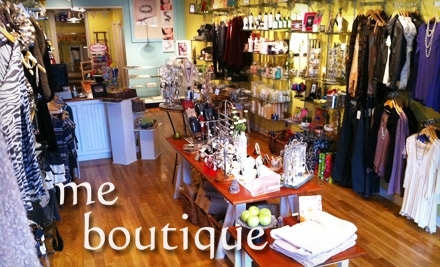$40 Groupon to Me Boutique - Me Boutique in Milford