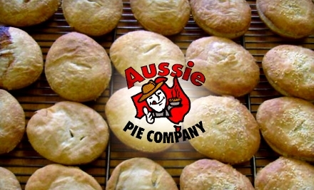 $12 Groupon to The Australian Pie Company - The Australian Pie Company in Burien