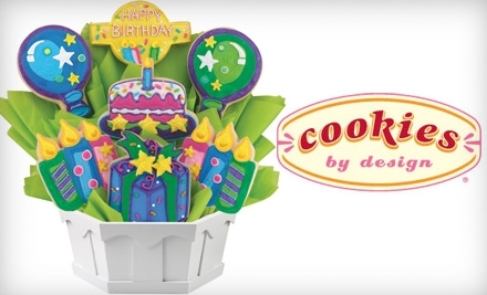 $30 Groupon to Cookies by Design - Cookies by Design in Voorhees
