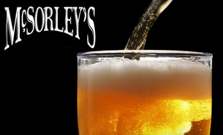 $20 Groupon to McSorley's - McSorley's in Fort Lauderdale