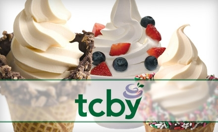 $10 Groupon to TCBY at Johnson Ferry Shopping Center - TCBY in Atlanta