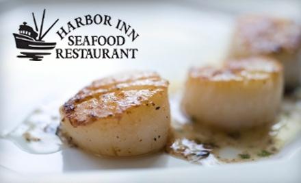$30 Groupon to Harbor Inn Seafood - Harbor Inn Seafood in Columbia