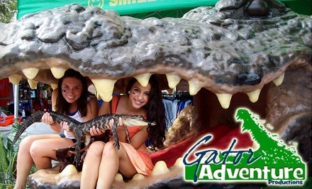 Gator Golf and Adventure Park: 18 Holes of Mini Golf, Gator Food, & 2 Photos with Reptiles (ages 12 and up) - Gator Golf and Adventure Park in Orlando