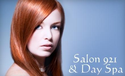 Salon 921 & Day Spa - Salon 921 & Day Spa in Huntsville