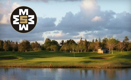 Mile Square Golf Course - Mile Square Golf Course in Fountain Valley