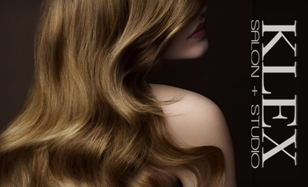 Klex Salon + Studio: Customized Treatment and Blow-Dry - Klex Salon + Studio in West Hollywood