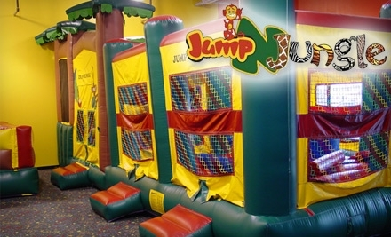 Jump N Jungle - Jump N Jungle in Webster