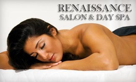 Renaissance Salon & Day Spa: Customized Treatment Facial - Renaissance Salon & Day Spa in Visalia