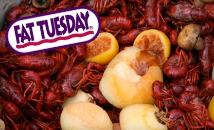 $20 Groupon to Fat Tuesday - Fat Tuesday in Tempe