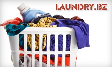 $30 Groupon to Laundry.bz - Laundry.bz in