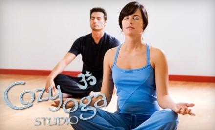 Cozy Yoga Studio - Cozy Yoga Studio in Tulsa