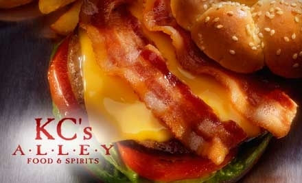 $15 Groupon to KC's Alley - KC's Alley in Ambler