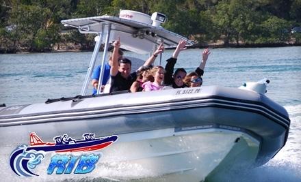 RIB Adventures: Midday Mayhem or Afternoon Adventure Tour - RIB Adventures in North Miami Beach