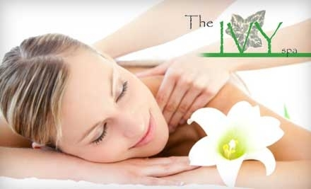 The Ivy Spa: 1 Half-Hour Express Facial - The Ivy Spa in Rensselaer