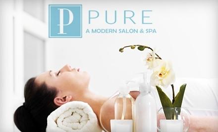 Pure Salon and Spa - Pure Salon and Spa in Anderson