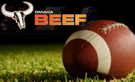Omaha Beef Indoor Football - Omaha Beef Indoor Football in Omaha