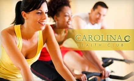 Carolina Health Club - Carolina Health Club in Wake Forest