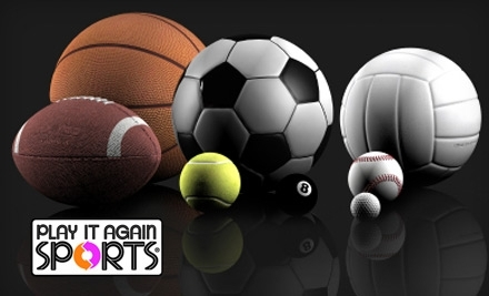 $25 Groupon to Play It Again Sports - Play It Again Sports in Vista