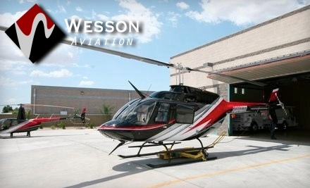 Wesson Aviation - Wesson Aviation in Anniston