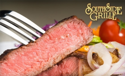 $30 Groupon to South Side Grille - South Side Grille in South Bound Brook