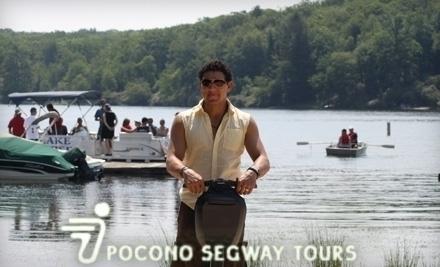Pocono Segway Tours Shawnee On Deleware Pa Groupon