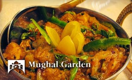 The Mughal Garden: $40 Groupon toward Dinner Menu - Mughal Garden in Baltimore