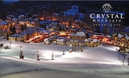Crystal Mountain Resort and Spa - Crystal Mountain Resort and Spa in Thompsonville
