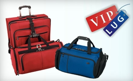 $100 Groupon to VIP Luggage & Leather - VIP Luggage & Leather in San Francisco