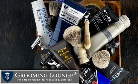 $30 Groupon to GroomingLounge.com - GroomingLounge.com in
