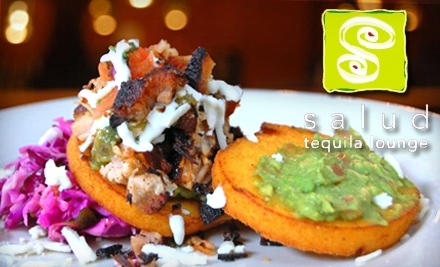 $30 Groupon to Salud Tequila Lounge - Salud Tequila Lounge in Chicago
