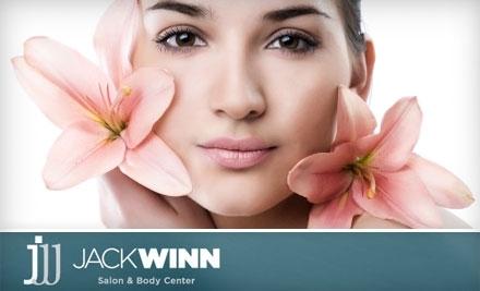 Jack Winn Salon & Body Center: 1 Full Set of Eyelash Extensions - Jack Winn Salon & Body Center in Newport Beach