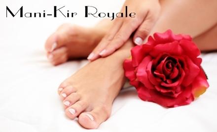 Mani-Kir Royale - Mani-Kir Royale in North Hollywood