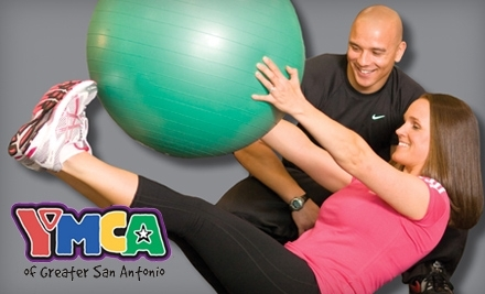 YMCA of Greater San Antonio: 2-Month Individual Membership - YMCA of Greater San Antonio in Boerne