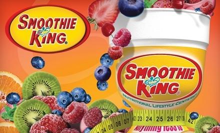 Smoothie King at 3816 Manatee Ave. W - Smoothie King in Bradenton