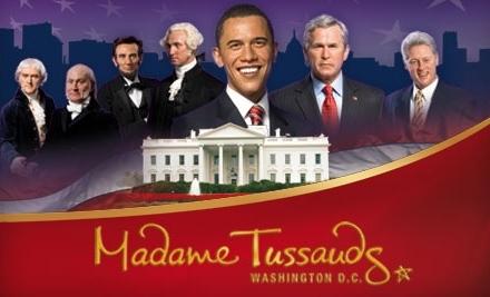Madame Tussauds Washington D.C. - Madame Tussauds in