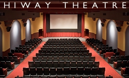 Hiway Theatre: 1-Year Individual Membership - Hiway Theatre in Jenkintown
