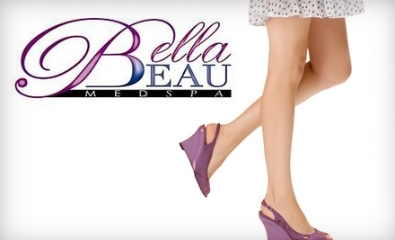 Bella Beau: 3 Laser Vein Treatments - Bella Beau in The Woodlands