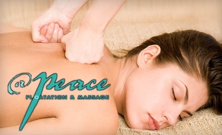 At Peace Floatation and Massage - At Peace Floatation and Massage in Colleyville