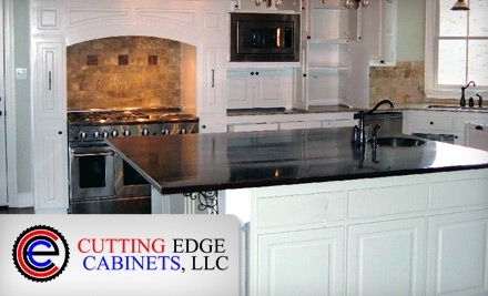 $100 Groupon to Cutting Edge Cabinets - Cutting Edge Cabinets in