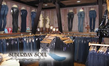 $100 Groupon to Suburban Soul - Suburban Soul in Enumclaw