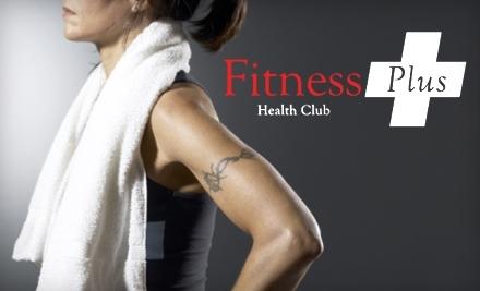 Fitness Plus Health Club - Fitness Plus Health Club in Milledgeville