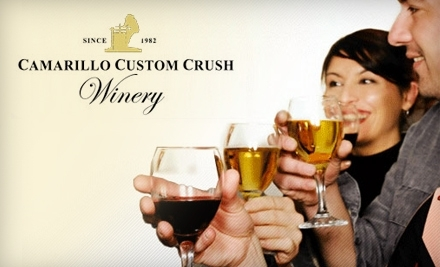 Camarillo Custom Crush Winery - Camarillo Custom Crush Winery in Camarillo