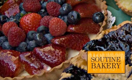 $20 Groupon to Soutine Bakery - Soutine Bakery in New York