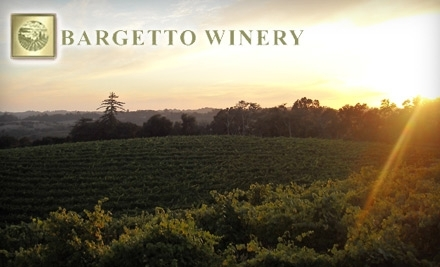 Bargetto Winery - Bargetto Winery in Soquel